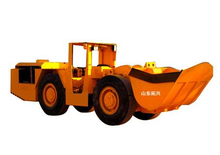 拓兴机电TXCY-1.5柴油铲运机图片