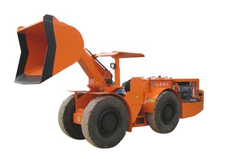 拓兴机电TXCY-1柴油铲运机图片