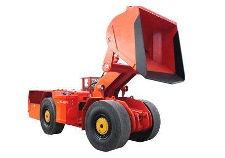 拓兴机电TXCY-3D电动铲运机图片