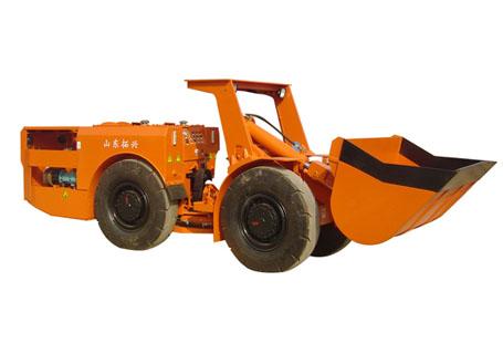 拓兴机电TXCY-0.75D电动铲运机