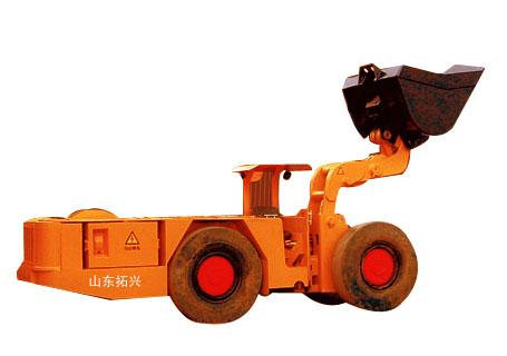 拓兴机电TXCY-1.5D电动铲运机图片