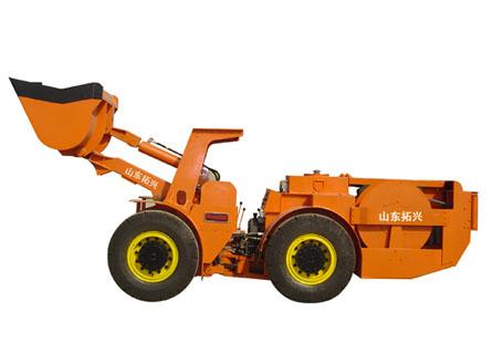 拓兴机电TXCY-1D电动铲运机