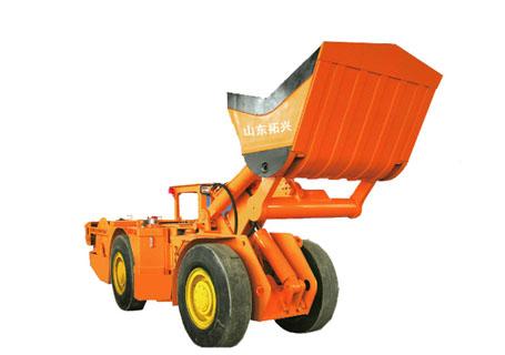 拓兴机电TXCY-2D电动铲运机