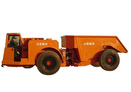 拓兴机电TXUK-12铰接式自卸卡车图片
