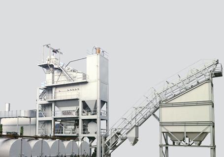 无锡华通LB4000CN沥青搅拌站