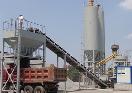 无锡华通WCB系列稳定土厂拌设备