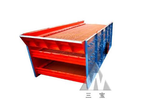 明山路桥YA系列圆振动筛分机