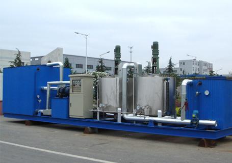 无锡华通HRS系列沥青乳化设备