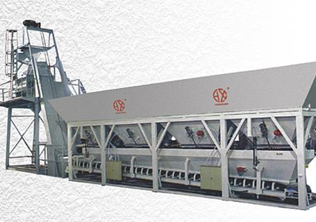 恒兴机械HZS50T/75T快装式混凝土搅拌设备(公路型)