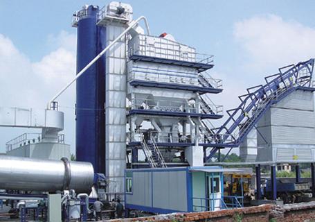 恒兴机械LB3000强制间歇式沥青混合料搅拌设备