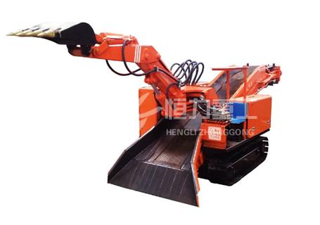 恒立重工LWT-60履带式皮带机(可选配刮板)扒渣机