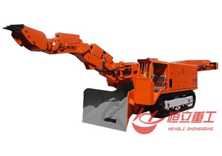 恒立重工ZWY-100/45L斜坡用履带式扒渣机