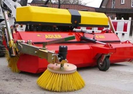 筑马机械ZMQS-1800清扫机