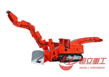 恒立重工ZWY-180/79L斜坡用履带式扒渣机