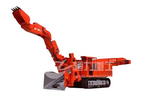 恒立重工ZWY-220/75L斜坡用履带式扒渣机