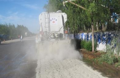 陕西万里路面养护FS-2500水泥撒布机