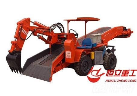 恒立重工LWTZX4驱轮式重型扒渣机