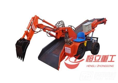 恒立重工LWT2L-802驱轮式加强型扒渣机