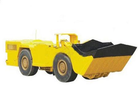 山鼎重工SDC-2内燃式地下铲运机图片