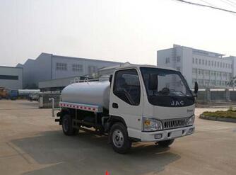 楚飞江淮轻卡(1.7立方)洒水车