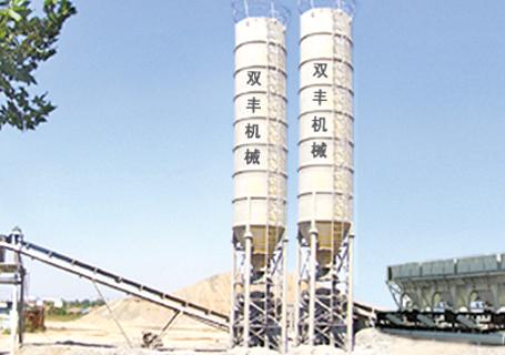双丰重工WBZ稳定土拌和站
