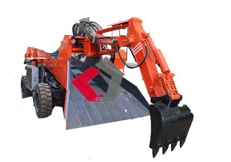 恒工机械LWL-60小型装渣机图片