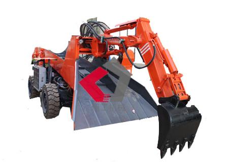 恒工机械LWL-80LWT-80小型刮板扒渣机图片