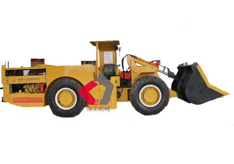 恒工HGWTD-1.5柴油铲运机图片