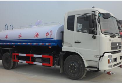 厦工楚胜东风天锦11.5吨洒水车图片