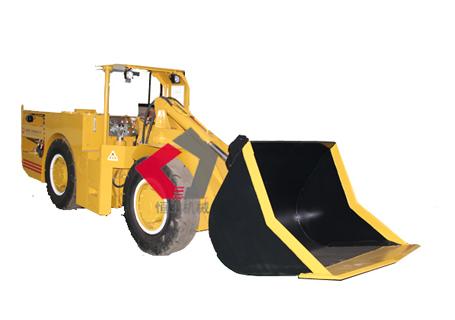 恒工HGWTD-3.0电动铲运机图片