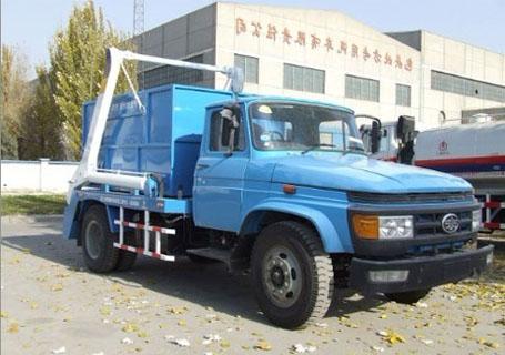 北方重工BZ5090ZBB摆臂式自装卸垃圾车图片