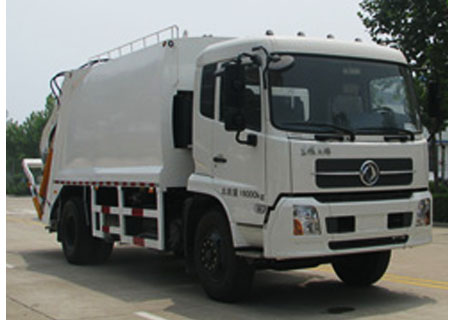 中通汽车ZTQ5161ZYSE1J38D(东风天锦)压缩式垃圾车