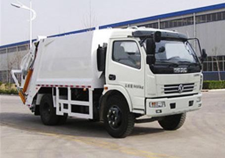 中通汽车ZTQ5081ZYSE5G31压缩式垃圾车