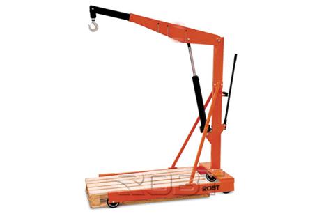 罗倍拓BT01901托盘货物单臂吊吊具图片