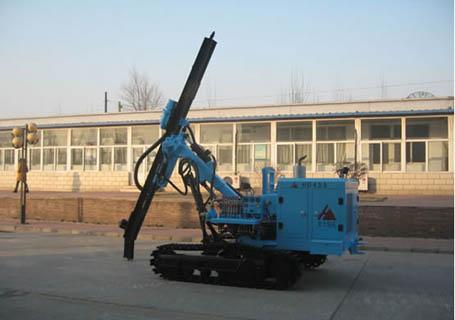 宏大HD458液压潜孔钻机