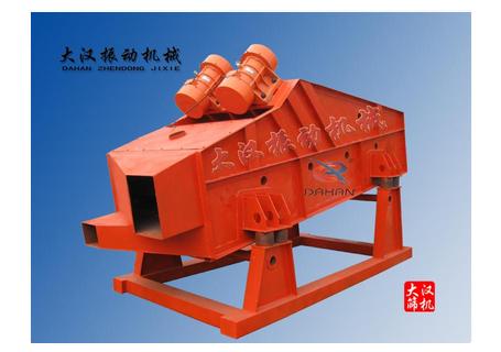 大汉振动ZSG-1235矿用振动筛