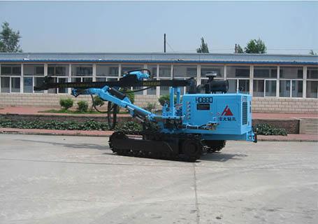 宏大HD660液压潜孔钻机