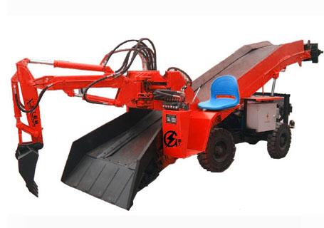 襄工LWT-40环保微小型扒渣机图片
