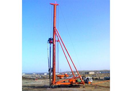 海格力斯30米系列长螺旋钻机