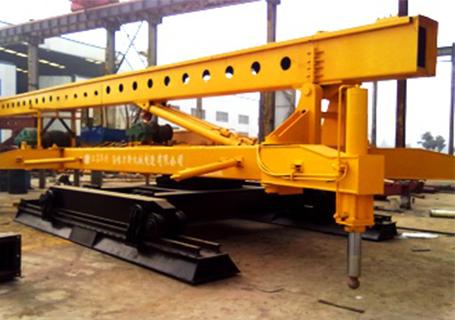 海格力斯26米长螺旋钻机