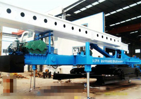 海格力斯20米长螺旋钻机