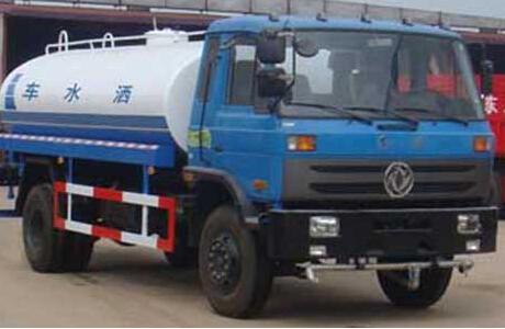 湖北合力国四HLQ5160GSSE型10吨洒水车图片