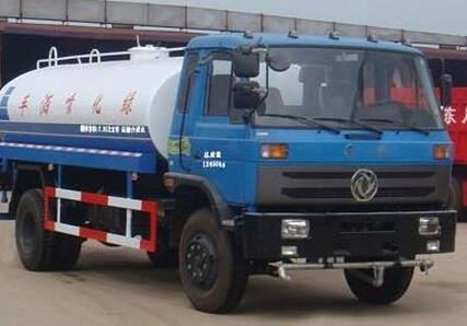 湖北合力东风8吨洒水车 HLQ5125GPSE型洒水车