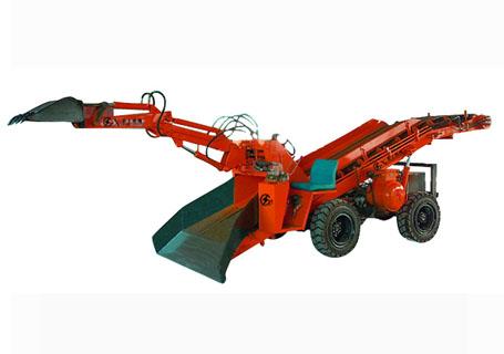 襄工LWT-30小型轮式扒渣机