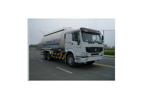 天印科技NJZ5252GFL4粉粒物料运输车图片