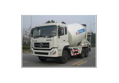 天印科技NJZ5259GJB1混凝土搅拌运输车图片
