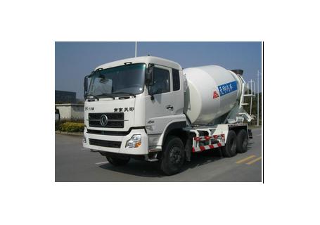 天印科技NJZ5250GJB3混凝土搅拌运输车图片