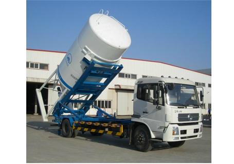 天印科技TYK5120ZBG干混砂浆背罐车图片