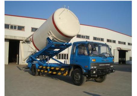 天印科技NJZ5141ZBG干混砂浆背罐车图片