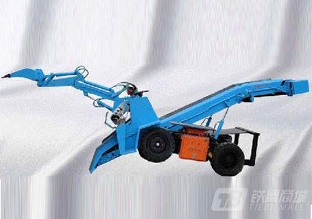 帅龙重工SWT-60/11.5T挖掘式扒渣机图片